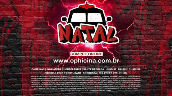 Natal - Ophicina