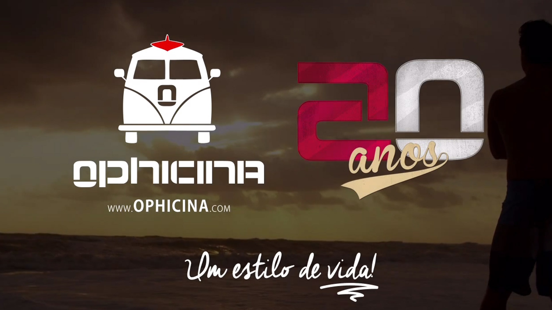 Comercial Ophicina 20 Anos